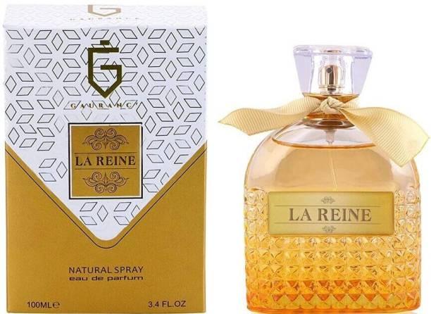 gaurance La Reine Perfume For Women - 100 ML Eau de Parfum  -  100 ml