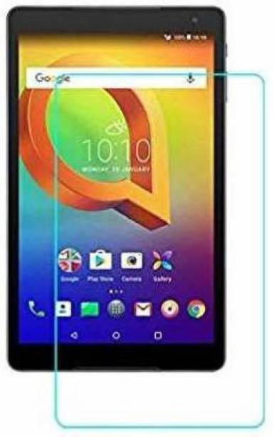 Gizmo Zone Impossible Screen Guard for Tempered Glass/Screen Protector (9H Quality) for Alcatel A3 10 Tablet (10.1 Inch)