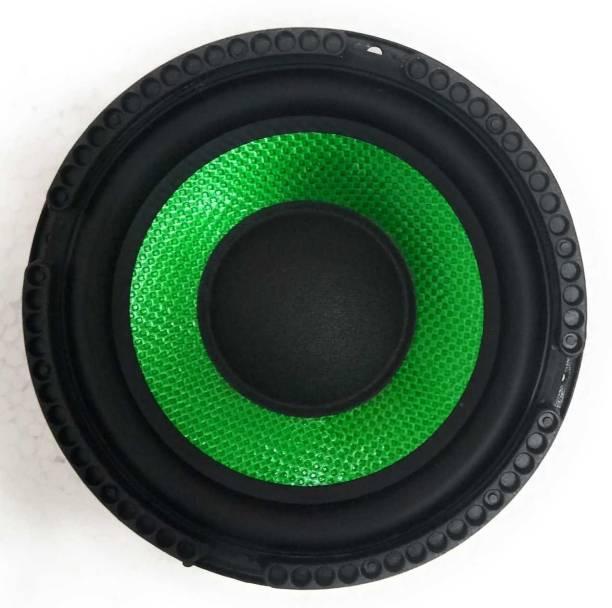 "In-Foxe CarSubwoofer-Sparkle Green 6""inch woofer audio speaker Subwoofer"