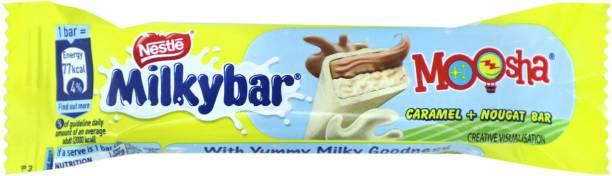 Nestle Moosha Milky Bars