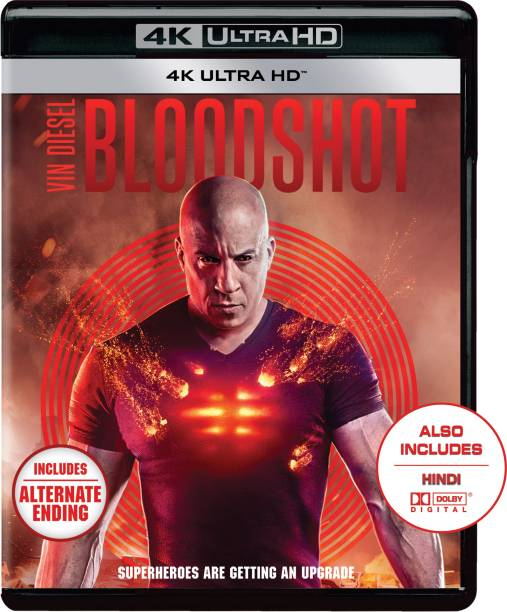 Bloodshot (4K UHD) (1-Disc)