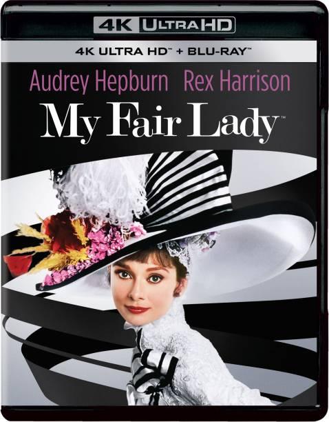 My Fair Lady (4K UHD & HD) (2-Disc)