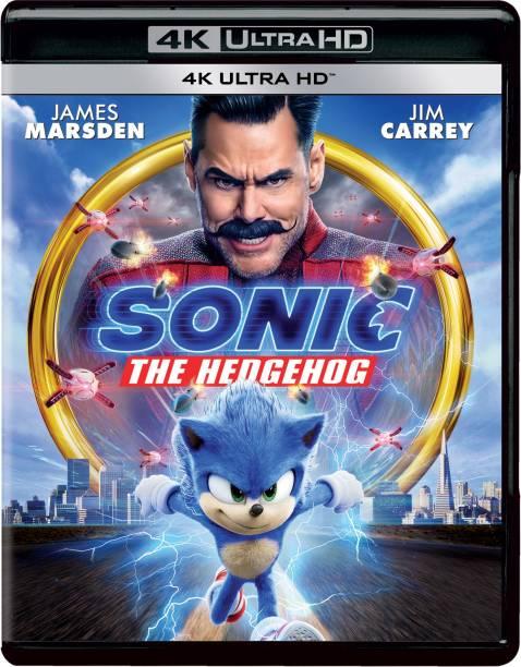 Sonic The Hedgehog (4K UHD) (1-Disc)