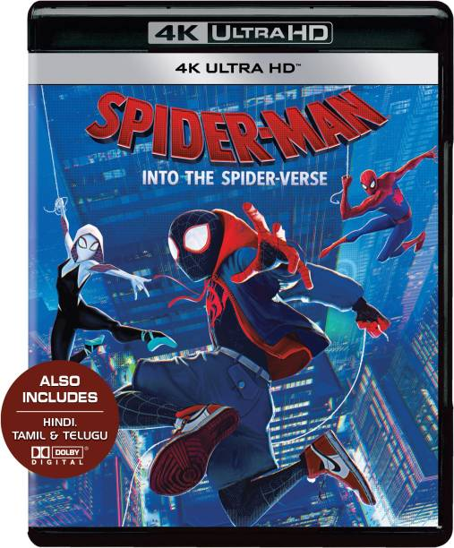 Spider-Man: Into the Spider-Verse (4K UHD) (1-Disc)