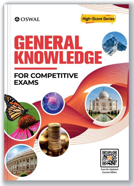 General Knowledge Book for Competitive Exams