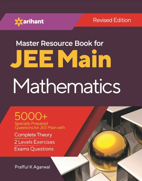 Master Resource Book in Mathematics for Jee Main 2022