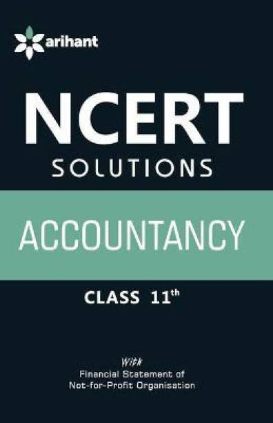 Ncert Solutions - Accountancy for Class 11th