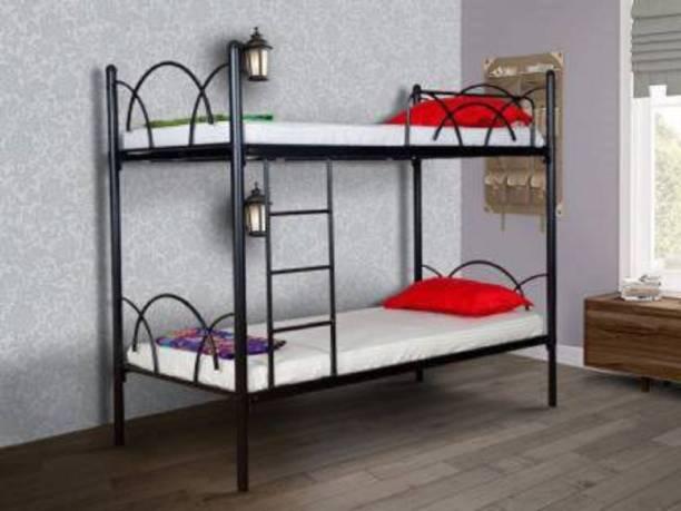 FurnitureKraft Metal Bunk Bed