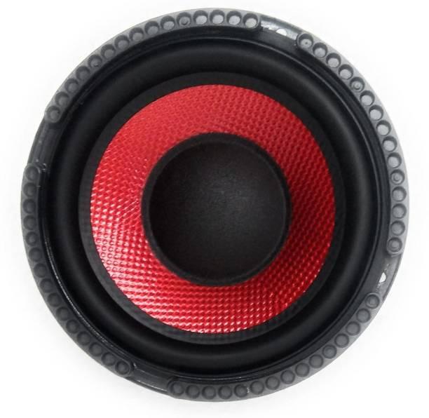 "In-Foxe CarSubwoofer-Sparkle Red 6""inch woofer audio speaker Subwoofer"