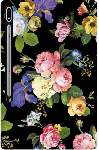 Mystry Box Back Cover for Samsung Galaxy Tab S7 FE (12.4 Inches)