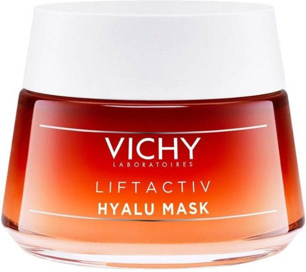 Vichy LiftActiv Hyalu Face Mask with 1% Natural Origin Hyaluronic Acid