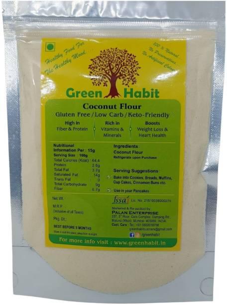 greenhabit Gluten-free Coconut Flour (Keto-Friendly)