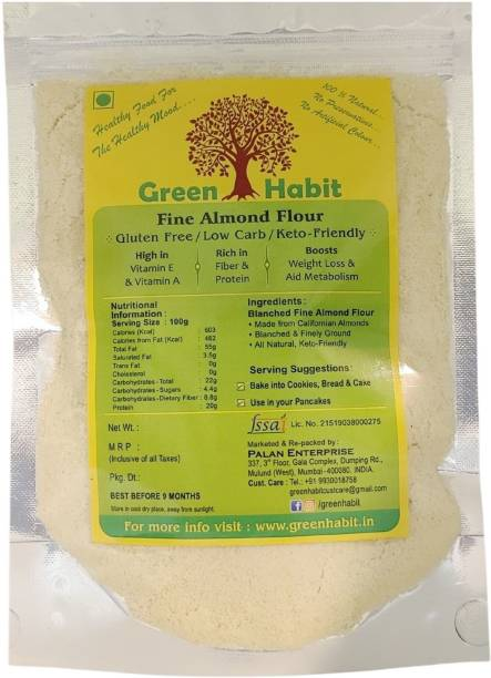 greenhabit Fine Blanched Almond Flour