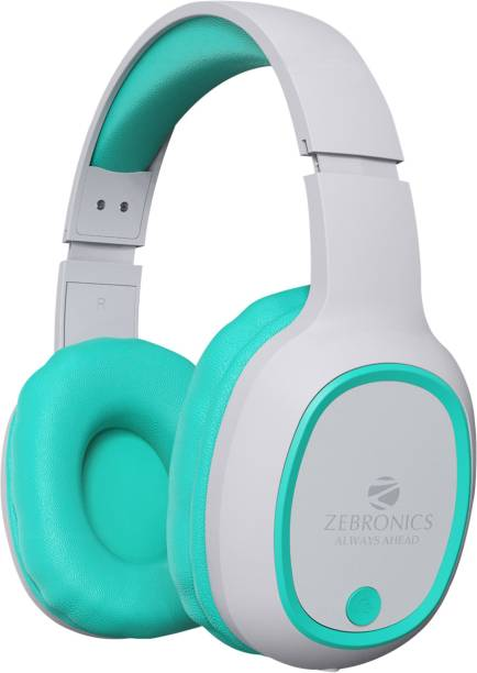 ZEBRONICS Zeb - Thunder Wired, Bluetooth Headset