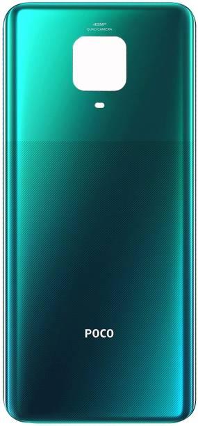 Unique4Ever POCO M2 Pro ( GLASS ) Back Panel