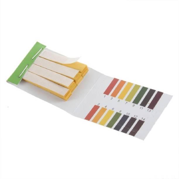 Parijata Test Indicator Ph 1-14 litmus paper Ph Test Strip