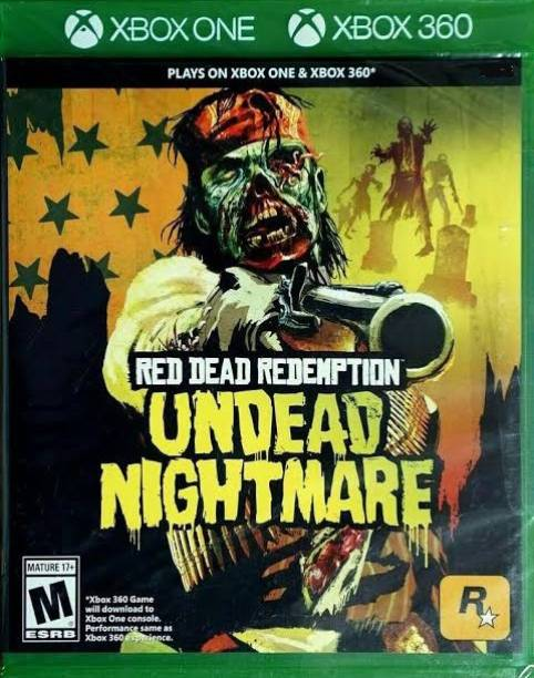 Red Dead Redemption : Undead Nightmare (Xbox 360 / Xbox One)