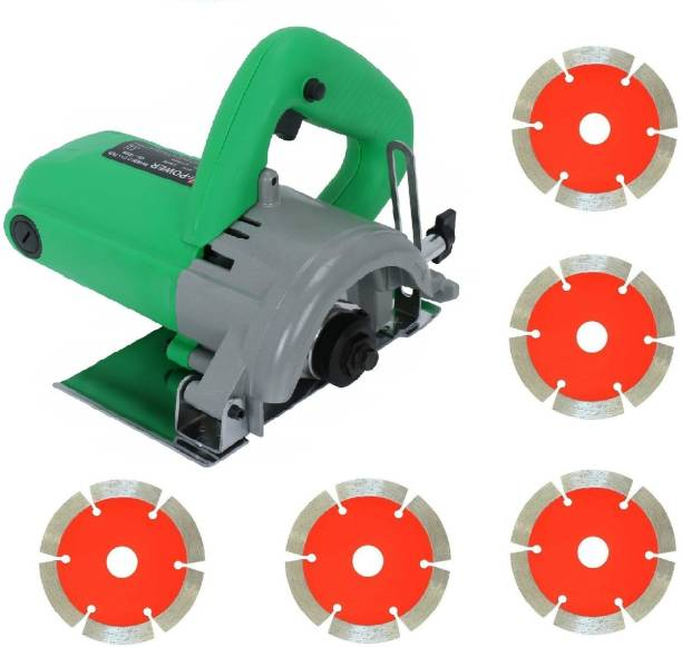 Sauran CM4 Cutter Machine(Marble/Granite/Concrete/Tile/Wood Cutter) chapta with 5 marble blade Marble Cutter