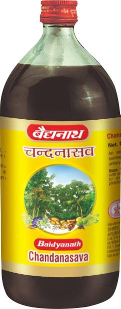Baidyanath Chandanasava- Effective in Urinary Disorders and Kidney Diseases | Relieves in Burning Micturition & Urinary Tract Infections