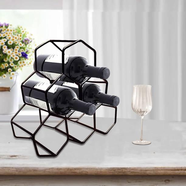 nestroots Iron Wine Rack