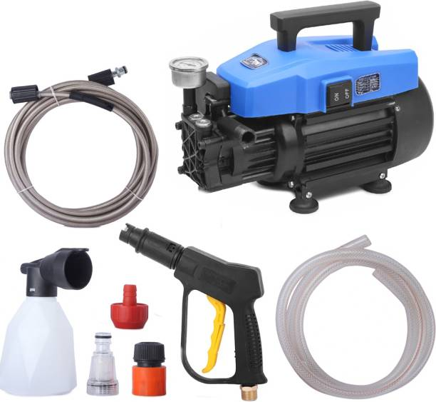 TOPREDO New IP-X7 1800Watts Heavy Duty Car Pressure Washer Silent Induction Cleaning Of Car & Floor Pressure Washer