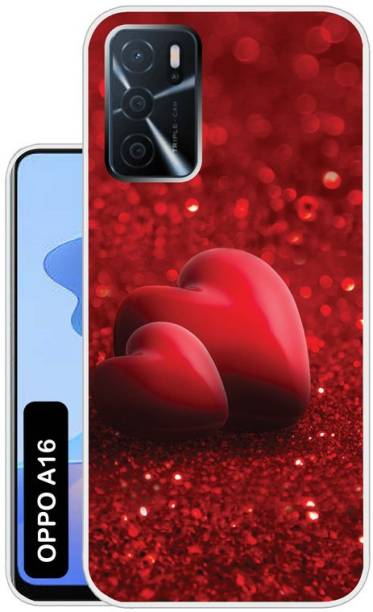 Case Club Back Cover for Oppo A16