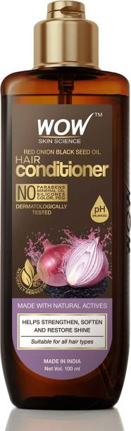 WOW SKIN SCIENCE Onion and Black Seed Conditioner 100 ml