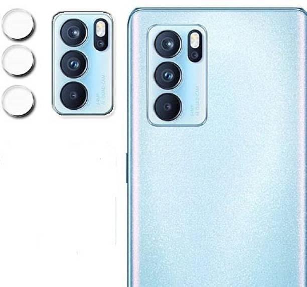 RUNEECH Back Camera Lens Glass Protector for OPPO RENO 6 PRO