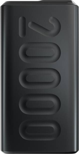 Ambrane 20000 mAh Power Bank (18 W, Power Delivery 3.0, Quick Charge 3.0)