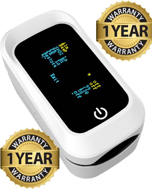 PM Surgie Care OXYO PRO OLED PULSE OXIMETER WITH PI INDEX Pulse Oximeter