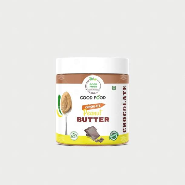 Good Food Chocolate Peanut Butter 500 ml