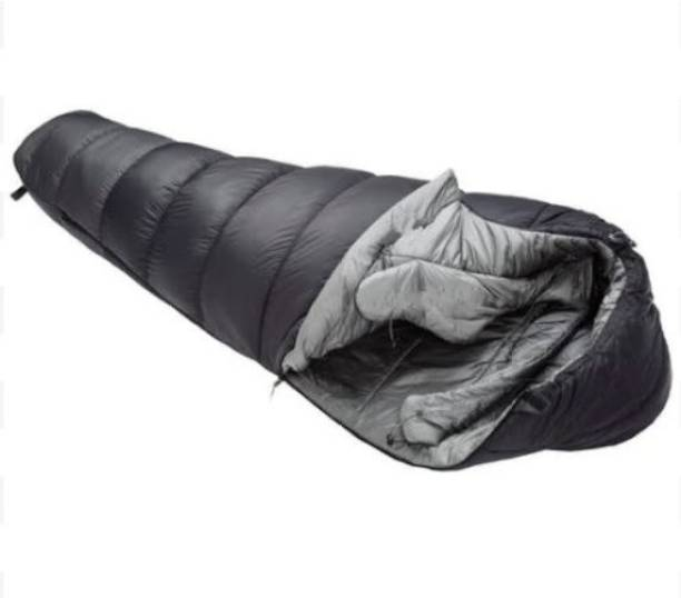 Flipfit Ultra Warm Duck Down Feather With Extra cushioning (0°C to -15°C)(Platinum Series) Sleeping Bag
