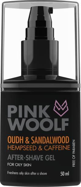 Pink Woolf Luxury After Shave Gel