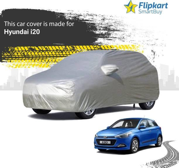 Flipkart SmartBuy Car Cover For Hyundai i20 (With Mirror Pockets)