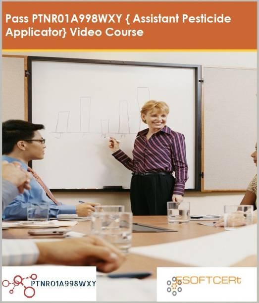PTNR01A998WXY { Assistant Pesticide Applicator} Video Course