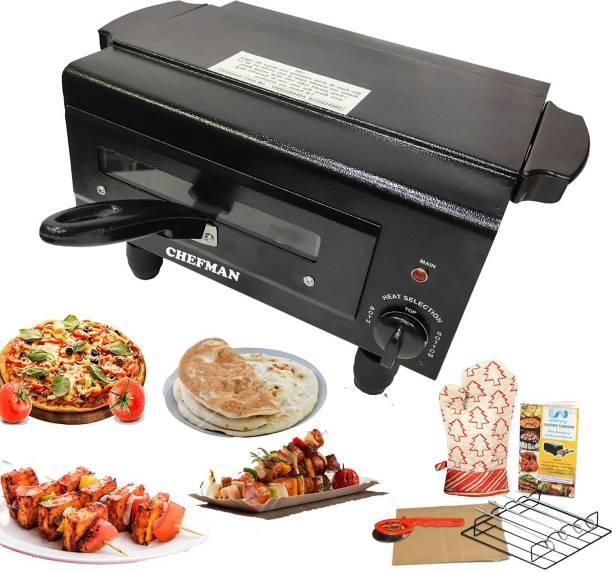 Chefman CH ELECTRIC TIMER Pizza Maker