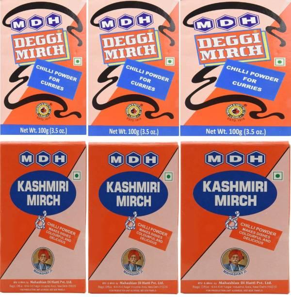 MDH KASHMIRI 100X3 DEGGI 100X3