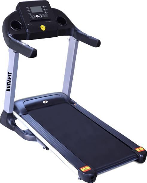 Durafit Athletic 2 HP (Peak 4 HP) DC Motorized Treadmill