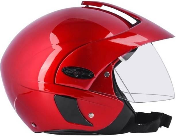 4U SUPREME SUPREME RBONE 580 WITH PEAK SHELL (UNBREAKABLE) Motorbike Helmet