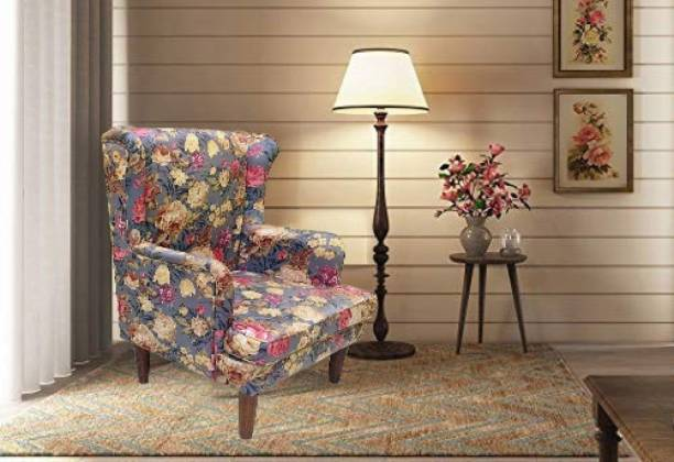 Taskwood Furniture Taskwood Modern Fabric Relax Chair For Living Room Solid Wood Living Room Chair