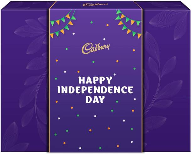 Cadbury Independence Day Special Gift Pack Bars