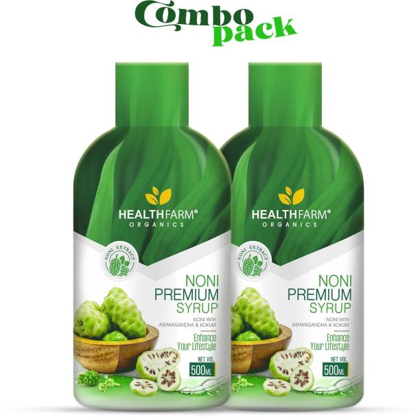 HEALTHFARM Noni juice for boosting immunity ,weight loss and anti-ageing