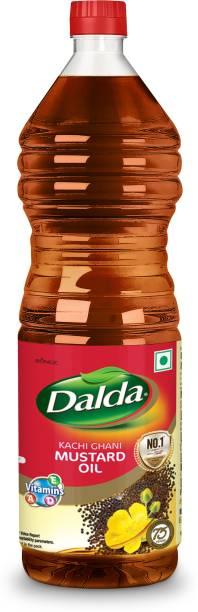 Dalda Kachi Ghani Mustard Oil PET Bottle