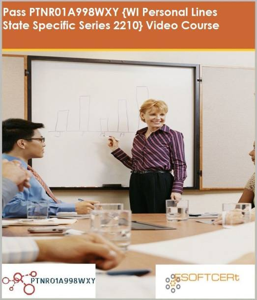 PTNR01A998WXY {WI Personal Lines State Specific Series 2210} Video Course