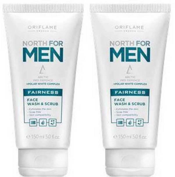 Oriflame Sweden 2 MEN FACEWASH Face Wash