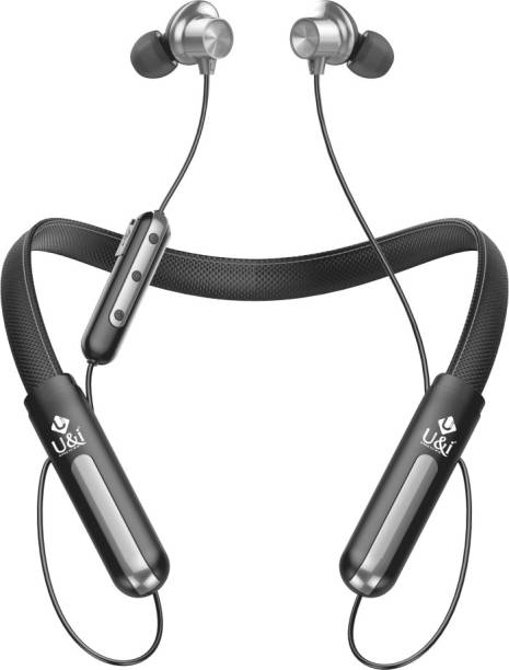 U&I Leather Series 100hours Music Time Bluetooth Headset Bluetooth Headset