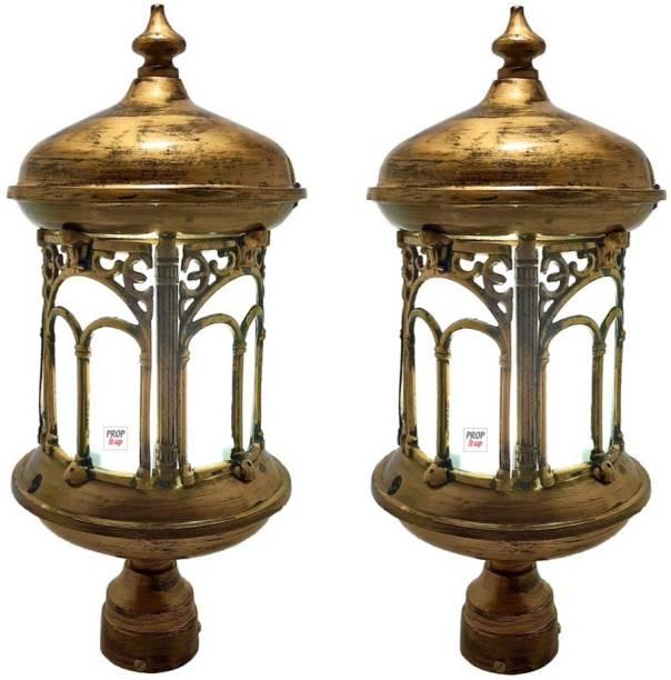 Prop It Up Gate Light Outdoor Lamp