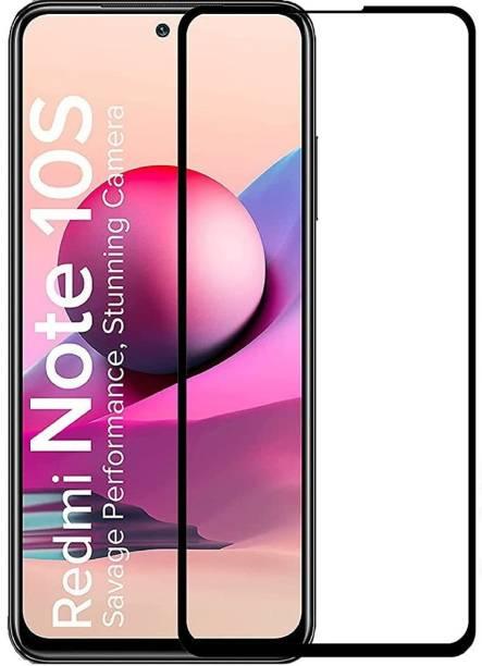 Gorilla Elite Edge To Edge Tempered Glass for Mi Redmi Note 10s, Redmi Note 10s, Mi Redmi Note 10