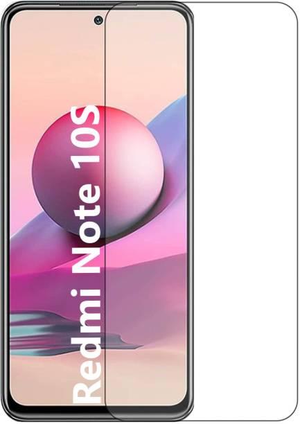 Gorilla Elite Tempered Glass Guard for Mi Redmi Note 10s, Redmi Note 10s, Mi Redmi Note 10