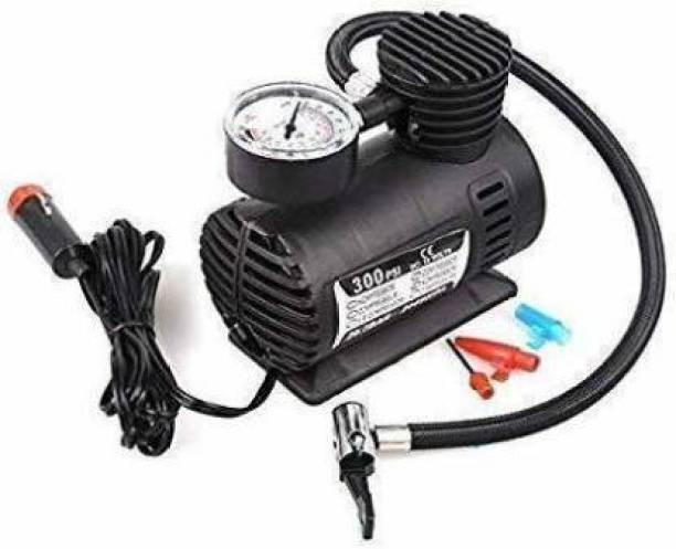 KPZone 300 psi Tyre Air Pump for Car & Bike